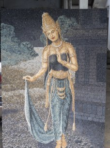 Dancer - IndonesianMosaicStoneArtPainting.wordpress.com - +62877 5978 5888