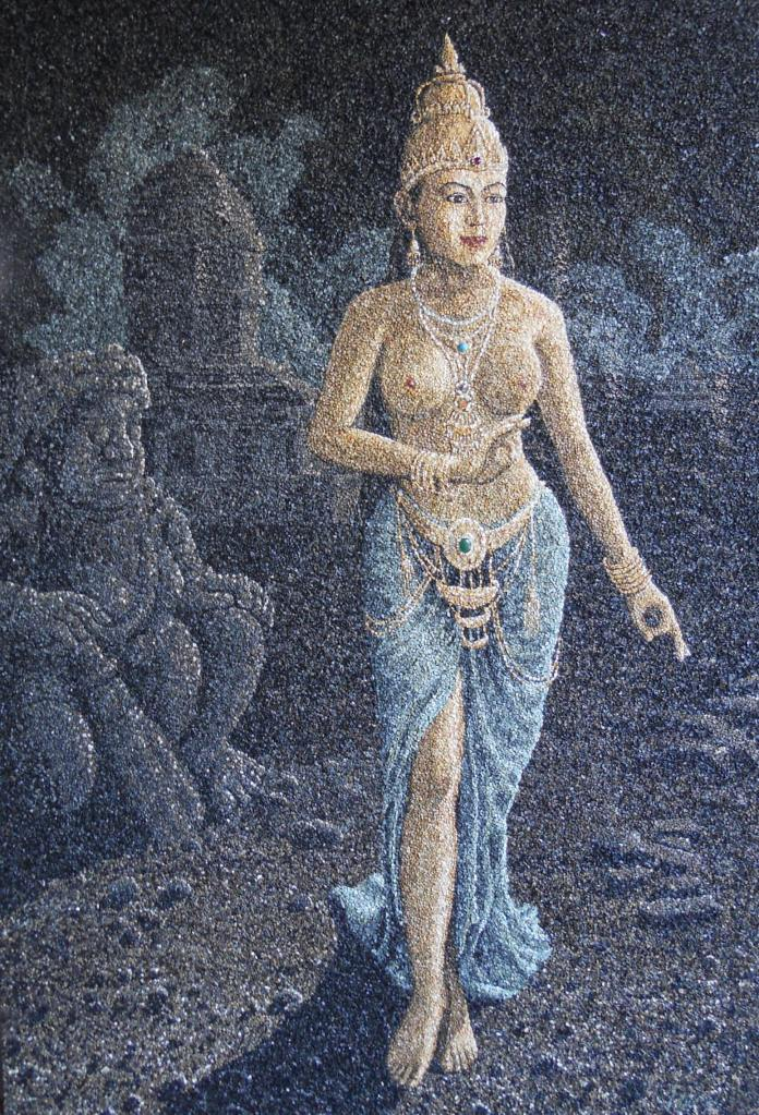 Kendedes - IndonesianMosaicStoneArtPainting.wordpress.com - +62877 5978 5888